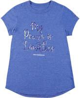 New Balance Graphic T-Shirt-Preschool Girls