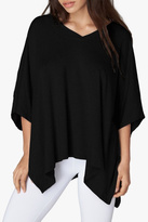 Beyond Yoga V Neck Poncho