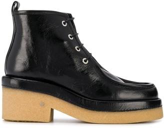 Laurence Dacade Block-Heel Boots