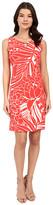 Christin Michaels Molly Printed Dress