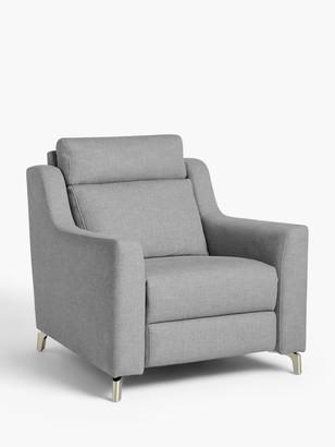 John Lewis & Partners Elevate Armchair, Metal Leg