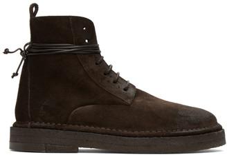 Marsèll Brown Parapa Boots