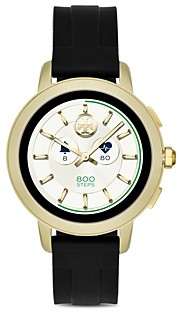 Tory Burch Tory Silicone Strap Touchscreen Smartwatch, 42mm