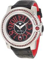 Glam Rock Women's GR32048 SoBe Garnet Accented Dial Watch