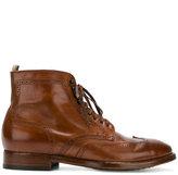 Officine Creative Princeton 036 boots - men - Calf Leather/Leather/Foam Rubber - 41
