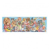 Djeco The King's Day Puzzle - 100 pieces