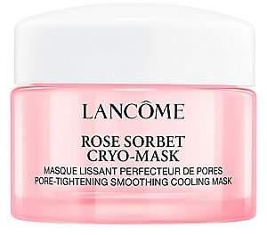 Sorbet Lancà ́me Women's Rose Cryo-Mask