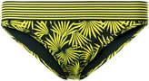Diane von Furstenberg daffodil bikini briefs