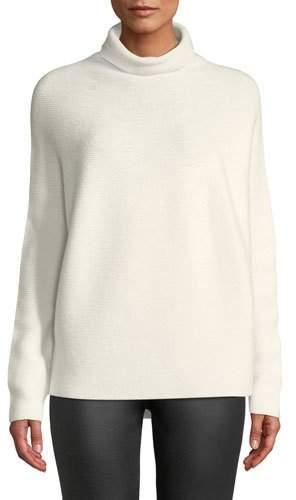 Christian Wijnants Kolkata Round-Knit Wool Turtleneck Sweater