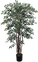 Asstd National Brand Nearly Natural 4-ft. Ruscus Silk Tree