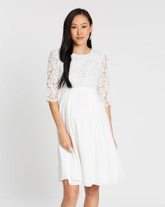 Seraphine Savannah Bridal Lace Dress