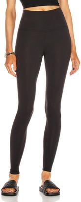 Beyond Yoga Take Me Higher Long Legging in Jet Black | FWRD