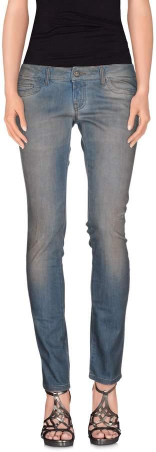 Manila Grace Denim pants - Item 42500560