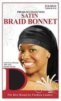 Donna Satin Braid Bonnet