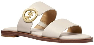 MICHAEL Michael Kors Summer Sandal (Black) Women's Shoes