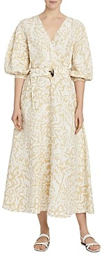 Lafayette 148 New York Joanna Midi Dress