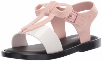 Mini Melissa Girls' Mini MAR Sandal Slipper