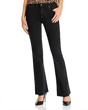AG Jeans Angel Boot Cut in Altered Black