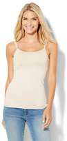 New York & Co. Original BodyShaper Stretch Camisole - Solid