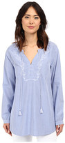 Jag Jeans Embroidered Clara Tunic