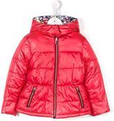 Junior Gaultier reversible padded jacket