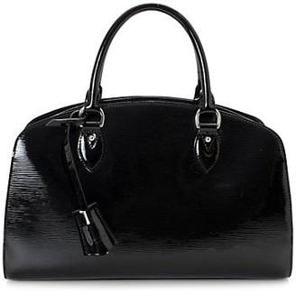 Vintage Louis Vuitton Pont-Neuf PM Patent Dome Bag