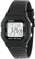 Casio Men's W800H-1AV Classic Digital Sport Watch