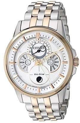 Citizen BU0056-57A Calendrier (Two-Tone) Watches