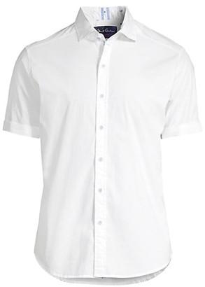 Robert Graham King Linen & Cotton Shirt