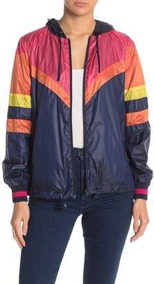 Mother The Triple Stripe Sport Breaker Jacket