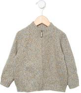 Il Gufo Boys' Mock Neck Sweater