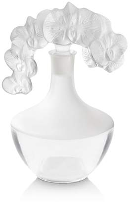 Lalique Orchidée Decanter, Numbered Edition