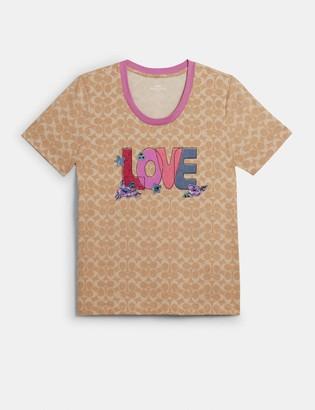 Coach Love T-Shirt