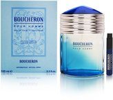Boucheron by for MEN: EDT FRAICHEUR SPRAY 3.4 OZ (2004 LIMITED EDITION)