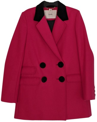 Luella Pink Wool Jacket for Women