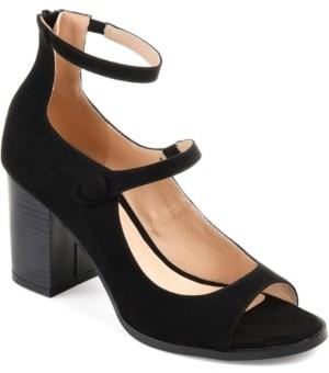 Journee Collection Women's Hipsy Heels Women's Shoes