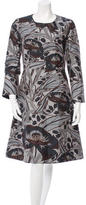 Marni Dark Floral Dress w/ Tags