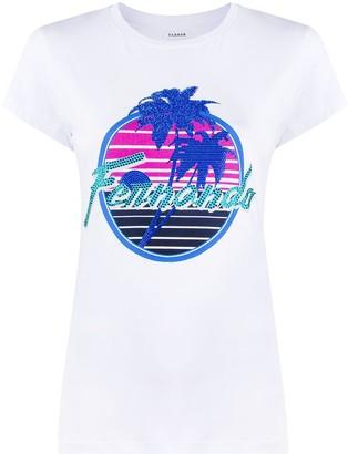 P.A.R.O.S.H. Fernando embellished T-shirt
