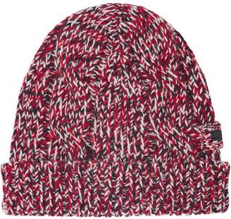 Prada Knitted Beanie Hat