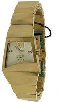 Breil Milano Atena Bw0284 Gold Plated Steel New Women's Watch