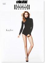 Wolford Kaylee fishnet tights