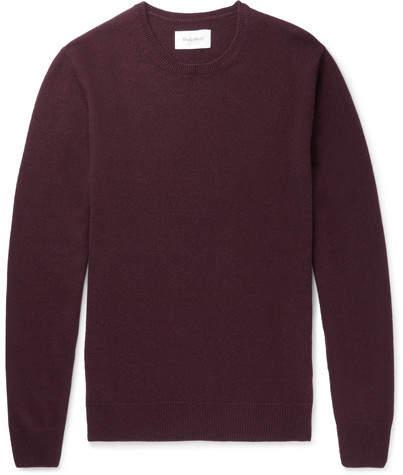Hardy Amies Slim-Fit Cashmere Sweater