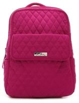 Vera Bradley Magenta Suzani Backpack