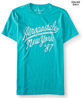 Aeropostale Mens Aropostale New York Graphic T Shirt