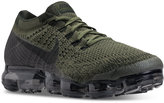 Nike Men's Air VaporMax Flyknit Running Sneakers from Finish Line