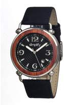 Simplify The 1600 Collection 1604 Men's Watch