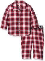 Timberland Baby Boys 0-24m T08147 Pyjama Set,9 Months