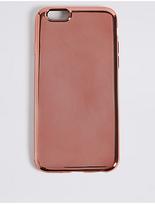M&S Collection iPhone 7 Metallic Phone Case