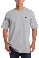 Wrangler RIGGS WORKWEAR Men's Big & Tall Pocket T-Shirt