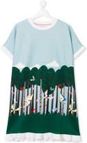Fendi Teen T-shirt dress